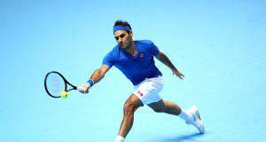Roger Federer batte Thiem