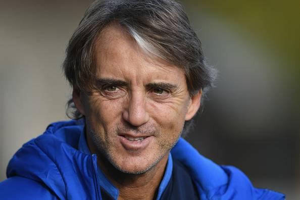 Roberto Mancini ospite di Rai 1