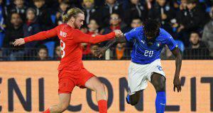 Under21: Italia-Inghilterra 1-2