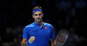 Roger Federer batte Andersen