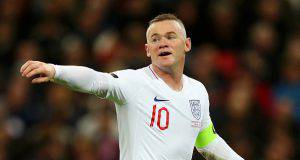 Wayne Rooney ultima partita Inghilterra