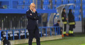 Gigi Di Biagio tecnico dell'Italia U21