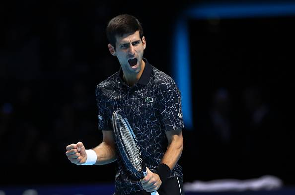 Djokovic in finale Atp Finals