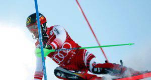 Marcel Hirscher primo nello slalom Val d'Isere