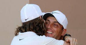 Golf - Francesco Molinari vince a Dubai e diventa il migliore d'Europa