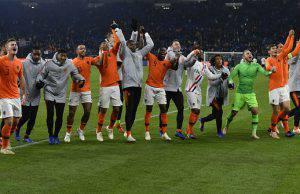 Olanda alle Final Four