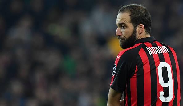 Olympiacos-Milan Higuain ancora a secco di goal
