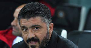 Gennaro Gattuso Milan-Juventus