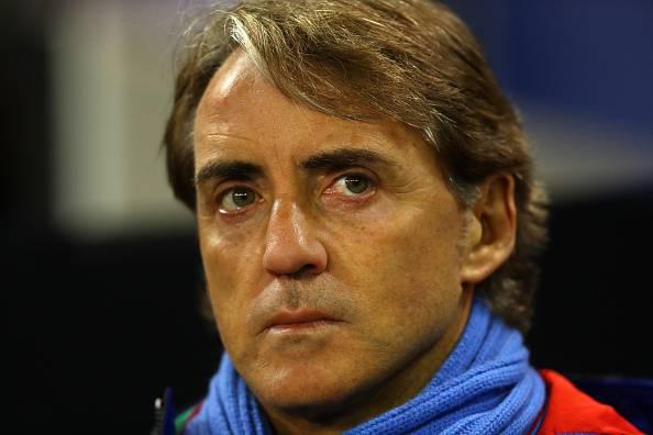 Italia-Usa Roberto Mancini