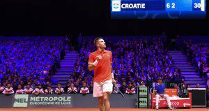 Finale Coppa Davis Francia-Croazia