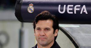 Solari momento difficile del Real Madrid