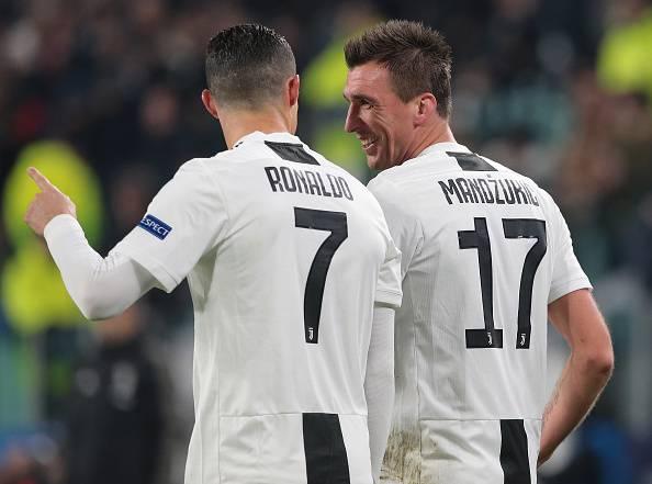 Juventus e Roma qualificate