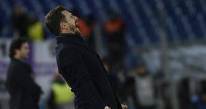 Eusebio Di Francesco Roma-Real Madrid
