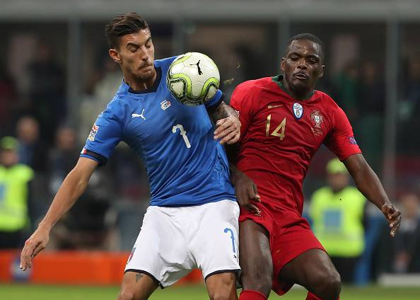 Lorenzo Pellegrini infortunio
