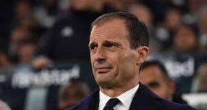 Massimiliano Allegri tecnico dell Juventus