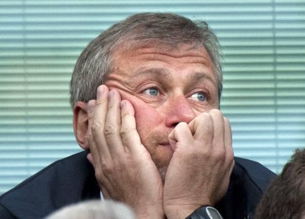 Roman Abramovich Chelsea mercato bloccato