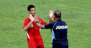 Giordania-India gol incredibile