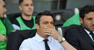 Massimo Oddo allenatore Crotone