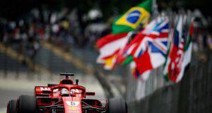 Sebastian vettel gp brasile formula 1