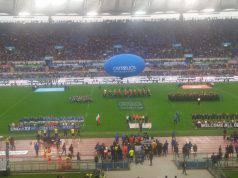 Italia Nuova Zelanda di Rugby