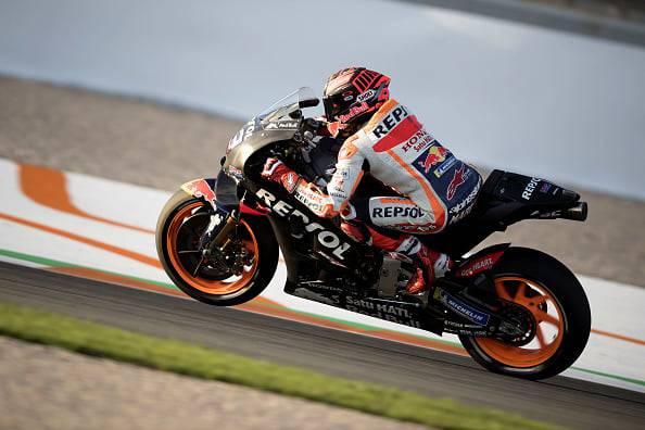 Test Jerez day 2 mattina: Marquez il più veloce, Petrucci è lì