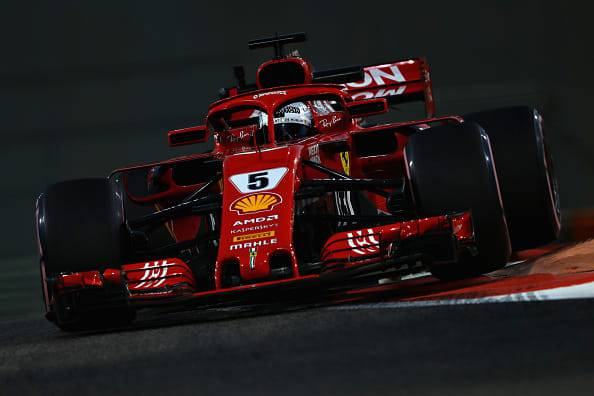 F1 Abu Dhabi: in quota Vettel favorito su Hamilton
