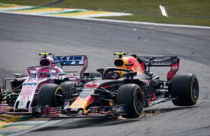 verstappen ocon f1 brasile gp 2018