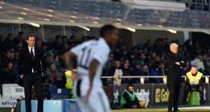 Allegri parla dopo Atalanta-Juventus