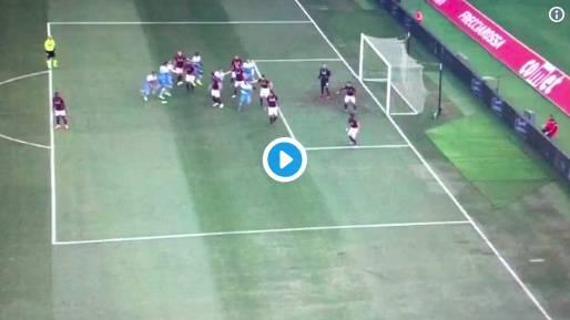Bologna-Lazio highlights