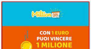 Estrazioni Million Day di oggi 16 dicembre