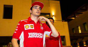 Charles Leclerc Ferrari F1 Formula 1
