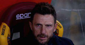 Di Francesco commenta Parma-Roma