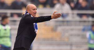 Eugenio Corini, tecnico del Brescia promosso in A con i gol di Donnarumma