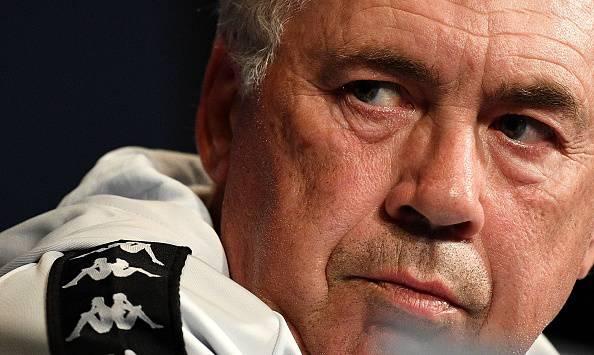Ancelotti commenta il sorteggio di Europa League