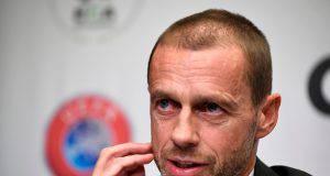 Terza competizion UEFA