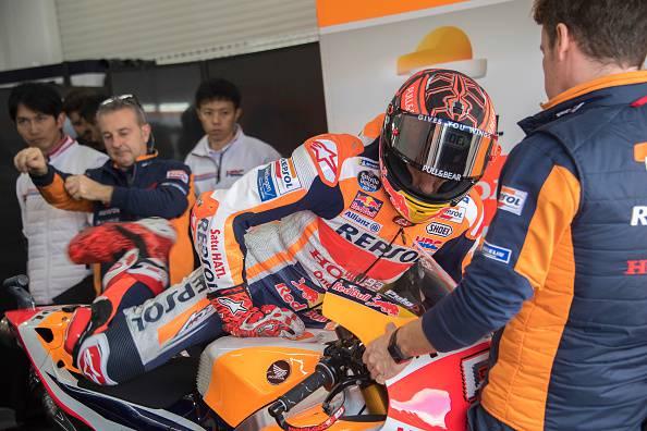 MotoGP, Marquez operato alla spalla sinistra