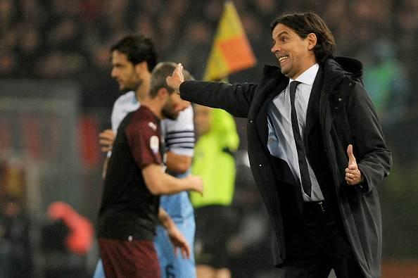Chievo-Lazio Simone Inzaghi