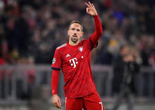 Ribery Bayern Monaco