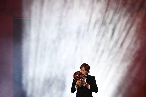 Luka Modric Florentino Perez