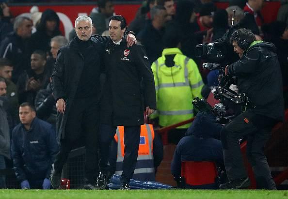 Premier League Manchester United-Arsenal