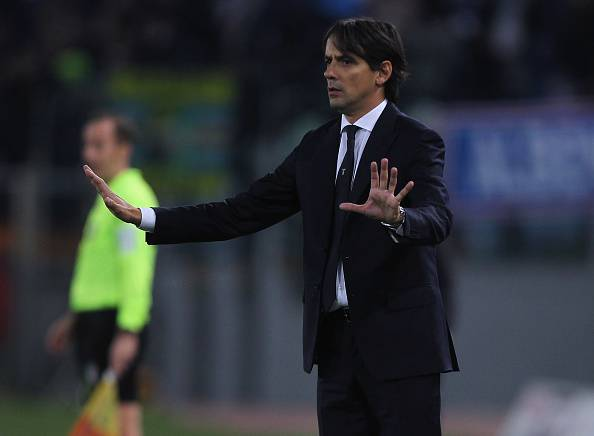 Lazio-Sampdoria Simone Inzaghi