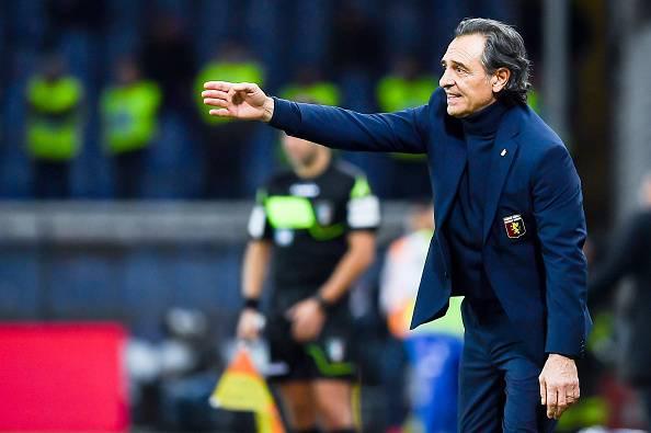 Genoa, Piatek attacca la Lega: