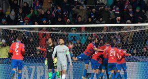Champions League Viktoria Plzen-Roma