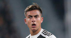 Paulo Dybala in Young Boys vs Juventus