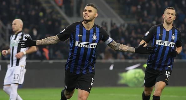 Inter-Udinese 1-0 Icardi