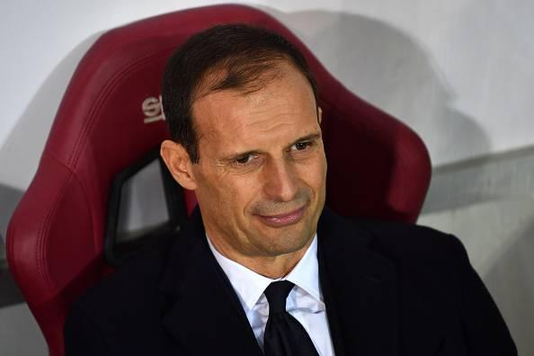 Torino-Juventus Massimiliano Allegri