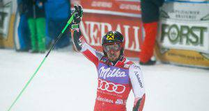 Hirscher Coppa del Mondo sci