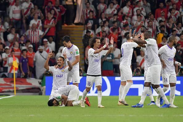 River Plate Al Ain Mondiale per Club