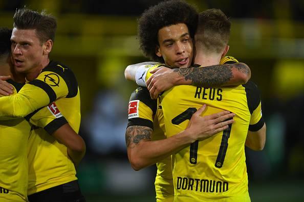 Il Borussia Dortmund batte il Moenchengladbach