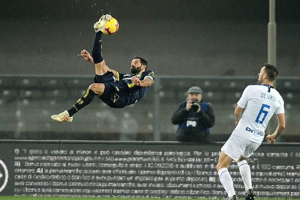 Sergio Pellissier Chievo